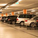 Parcheggio auto