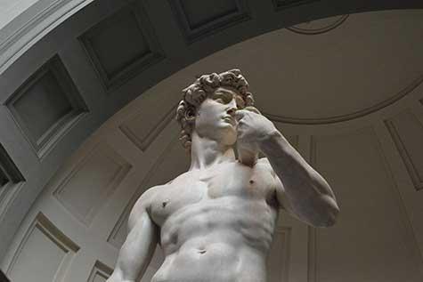 David di Michelagelo Accademia