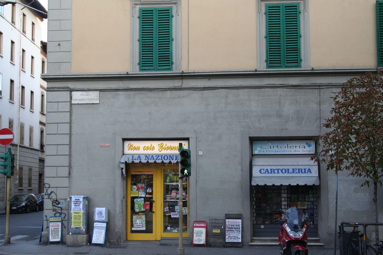 Shop in Piazza Tanucci